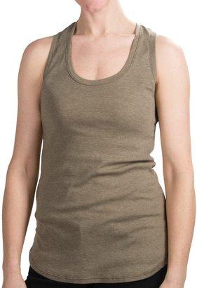 True Grit Dylan by Heathered Tank Top - Racerback (For Women)