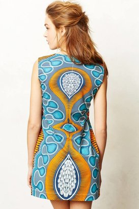 Anthropologie Legend & Song Dutch Wax Katanga Dress