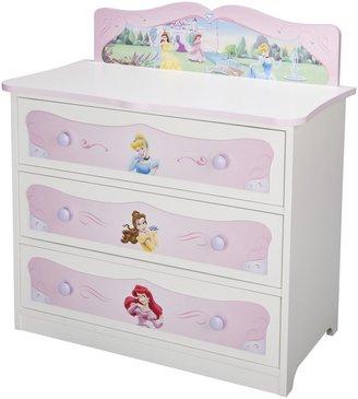 Disney Princess 3 Drawer Chest