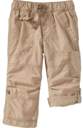 Old Navy Roll-Up Poplin Pants for Baby
