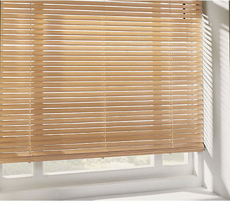 Argos Home Wooden Venetian Blind - 2ft - Natural