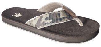 Mossimo Men's Loretto Sandal - Camo Khaki