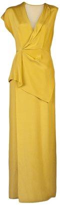3.1 Phillip Lim Asymmetric peplum gown