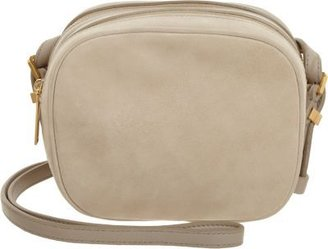The Row Twin Mini Messenger Bag