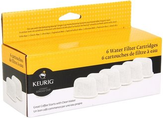 Keurig Water Filter Refills 6 Count