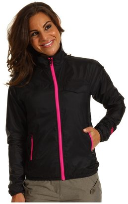 The North Face Penelope Jacket (TNF Black/Linaria Pink) - Apparel