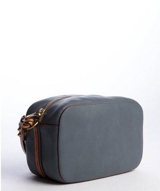 Chloé Blue Leather Change Pouch Shoulder Bag