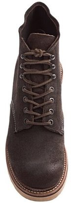 Red Wing Shoes Round Toe Boots - Suede, Factory 2nds (For Men)