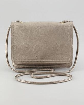 Co-Lab by Christopher Kon Mini Crossbody Bag, Pewter