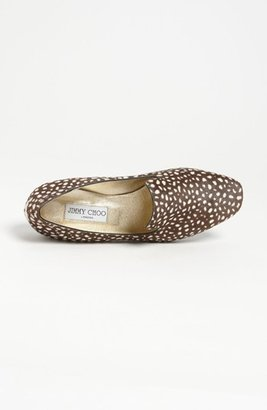 Jimmy Choo 'Wheel' Flat (Exclusive Color)
