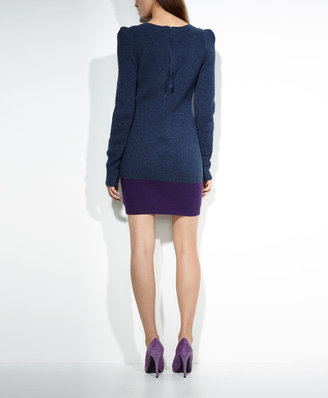 Levi's Colorblocked Sweater Dress