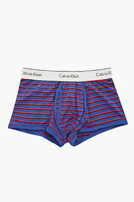 Calvin Klein Underwear navy hertiage stripe Modern boxers