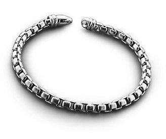 David Yurman High-Polish Link Bracelet