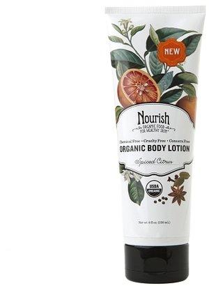 Nourish Organic Body Lotion Spiced Citrus