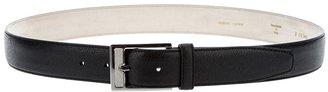 Brioni classic leather belt