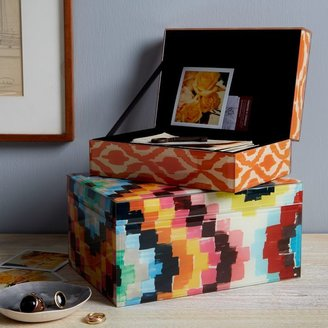 west elm Patterned Jewelry Boxes