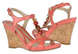 "Naturalizer Beauty"" Slingback Wedge Sandals"