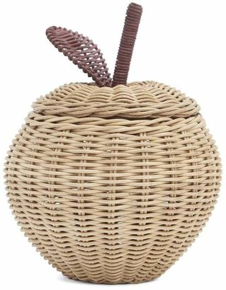 ferm LIVING Small Braided Apple Storage Box