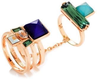 Henri Bendel Whitney Twin Ring