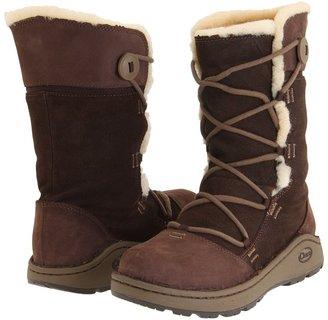 Chaco Belyn Baa Nurl (Chocolate Brown) - Footwear