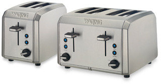 Waring Series Stainless Steel Toasters