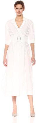 Tracy Reese Women's Shirt Dress