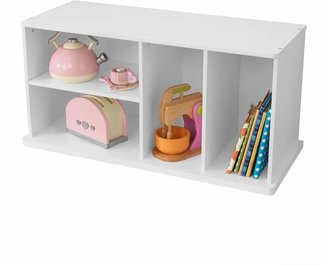 Kid Kraft Add-On Storage Unit - White