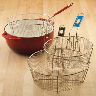 Lodge Deep Fryer Basket