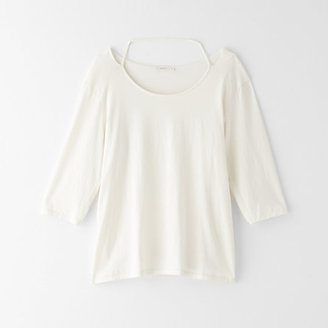 6397 Slash Neck Tee