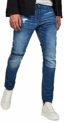 G Star Classic Distressed Jeans
