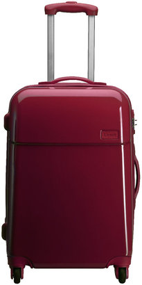 "Lipault Red Four-Wheeled 31"" Packing Case"