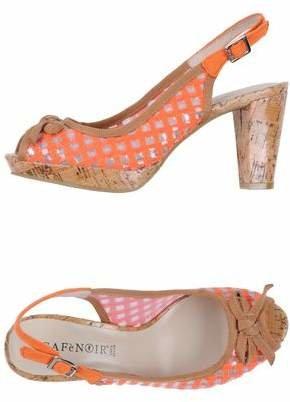 CAFe'NOIR Platform sandals