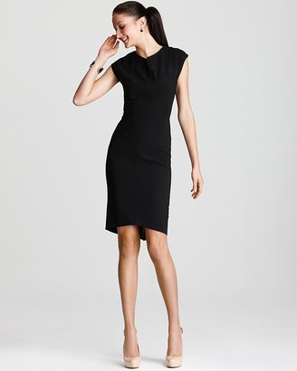 Escada Sheath Dress - Fitted Cap Sleeve