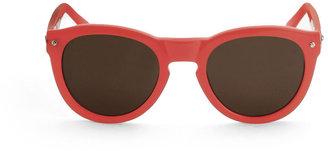 Rag and Bone Keaton Sunglasses - Coral