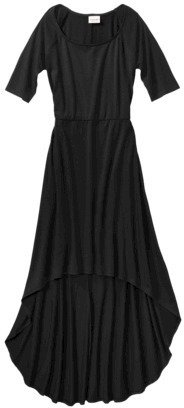 Mossimo Junior's High Low Maxi Dress - Assorted Colors