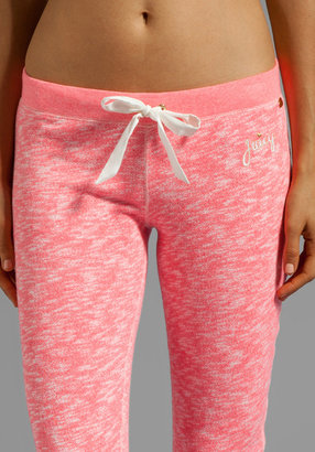 Juicy Couture Marled French Terry Pant