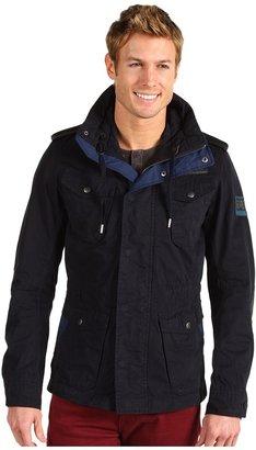 Diesel Jillet Jacket (Navy) - Apparel