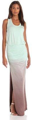 Young Fabulous & Broke Women's Mel Tank Ombre Maxi Dress