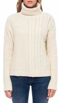 Line Phoebe Cable Knit Sweater