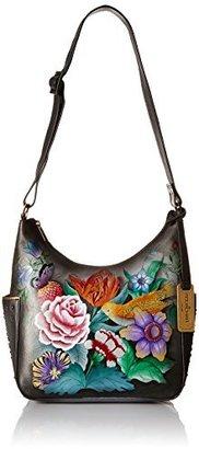 Anuschka 433 Hobo Bag $232 thestylecure.com
