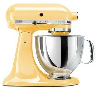 KitchenAid Majestic-Yellow Artisan Stand Mixer, 5 qt.