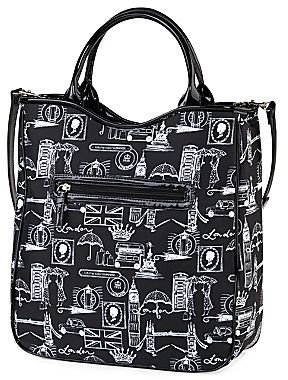 Lulu by Guinness® Top-Handle Tote