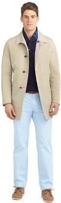 Brooks Brothers Gentleman Reversible Trench