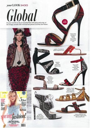 House Of Harlow Gabriele As Seen In InStyle