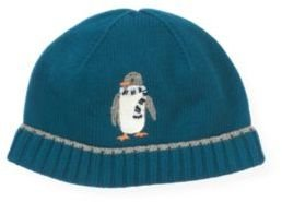 Janie and Jack Penguin Sweater Hat