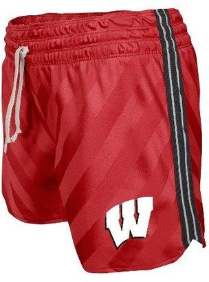 NCAA Wisconsin Badgers Juniors Short Red