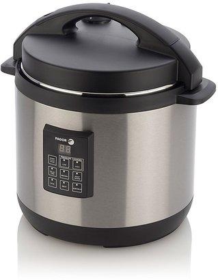 Fagor Electric 6-Quart Pressure Cooker Plus