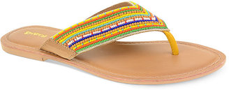 Chinese Laundry Shoes, Indian Summer Thong Sandals