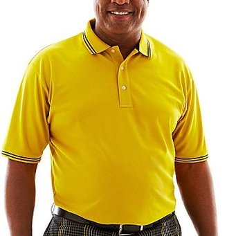 PGA TOUR® Masters Solid Polo-Big & Tall