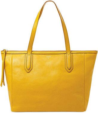 Fossil Handbag, Sydney Leather Shopper